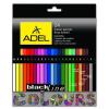 ADÉL Adél színes ceruzakészlet 24db-os