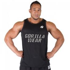 Gorilla Wear New York Mesh Tank Top Black
