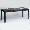 Stilla - Odera asztal S012.22 1200/1640x800x750mm Wenge Fa