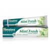 Himalaya Herbals frissítő mentás, flouridmentes gyógynövényes fogkrém gél , 75 ml