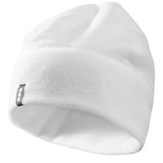 ELEVATE Caliber polár sapka, fehér (Caliber polár sapka, mindkét oldala fésült, bolyhosodásmentes anyagú, a)