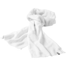 ELEVATE Redwood fleece sál, fehér (Redwood fleece sál, mindkét oldala fésült, bolyhosodásmentes. Szegett szélű)