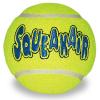 KONG teniszlabda sípolóval - nagy, Ø 8 cm, 2labda/csomag