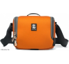 CRUMPLER - Base Layer Camera Cube M burned orange kézitáska és bőrönd