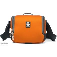 CRUMPLER - Base Layer Camera Cube M burned orange