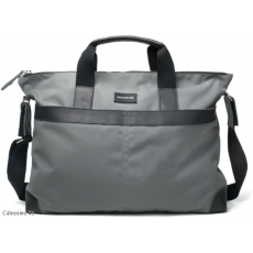 CRUMPLER - Betty Blue Slim Laptop 15 grey canvas