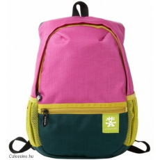 CRUMPLER - Bagbino Backpack new pink / petrol