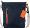 CRUMPLER - Doozie Shoulder M navy / carrot kézitáska és bőrönd