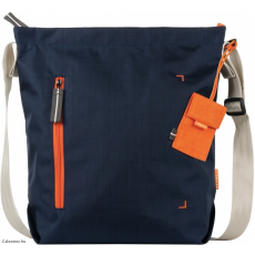 CRUMPLER - Doozie Shoulder M navy / carrot