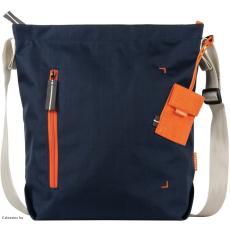 CRUMPLER - Doozie Shoulder M navy / carrot
