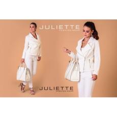 Juliette 2115 Fehér átmeneti kabát  -Juliette
