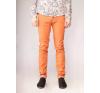 XS méret Narancssárga férfi farmer férfi nadrág