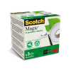 3M Scotch Self-adhesive Tape Scotch® Magic™ Greener Choice (900-1933-3)  matt  19mm  33m   4046719270699