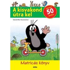 - A KISVAKOND ÚTRA KEL - MATRICÁS FOGLALKOZTATÓ gyermek- és ifjúsági könyv
