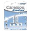 Camelion akku típus E92 AlwaysReady 2db/csom. 800mAh