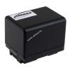 Powery Utángyártott akku Canon Legria HF R48 (info chipes)
