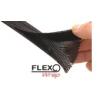 Techflex F6 Woven Wrap kábel harisnya 25,4mm - fekete 1m