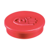 Táblamágnes, 35 mm, piros