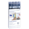 Táblafilc üvegtáblákhoz (4-5 db/csomag, több színben)