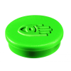 Táblamágnes, 30 mm, zöld