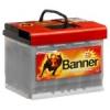 Banner Banner Power Bull Professional 12V 63Ah 600A autó akkumulátor