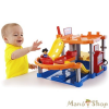 Fisher Price Little People Garázs (CHF61)