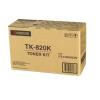 Kyocera TK-820K fekete eredeti toner