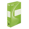 ESSELTE Archiving boxes: 80 mm  green 3249441284144