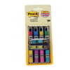 3M-POST-IT Index Tab Promotion Set POST-IT® (683-VAD1)  PP  12x43/12x43mm  8x20/ arrow 2x20 0051135810729