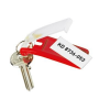 DURABLE Key labels – red 4005546103815