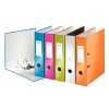 Leitz Lever arch file: WOW Leitz 180°  A4/85mm  pearl white 4002432394715