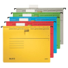 Leitz Suspension pockets: ALPHA  sulphate yellow 4002432303595