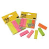 3M-POST-IT Self-adhesive notes markers: Postit® 5 sets in neon colours 3134375317160