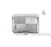 Cigarettatárca ezüst 7x9,5cm konyhai eszköz