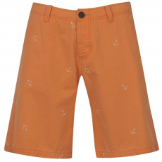 Soul Cal Rövidnadrágok SoulCal Embroidered Chino fér.