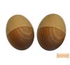 Maracas (tojás alakú, fából) dob és ütőshangszer
