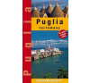 Hibernia kiadó Puglia útikönyv Hibernia kiadó Puglia tartomány 2015 utazás