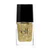 E.l.f . Essential Glitter Körömlakk Golden Godess 10 ml