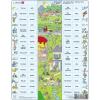 Larsen maxi puzzle 64 db-os Tanuljunk angolul! - A ház körül EN7