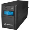 PowerWalker - VI 650 SE UPS LCD