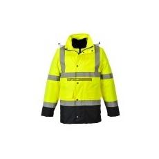 Portwest S471 Hi-Vis 4 az 1-ben jól láthatósági Contrast kabát