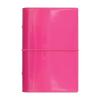 """FILOFAX """"Domino Lakk"""" A5 gyűrűskalendárium betétlapokkal, pink"""