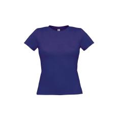 B&C B&C környakas Női póló, indigo
