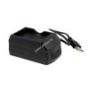 Powery Akkutöltő USB-s Blackberry 8707v