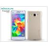Nillkin Samsung SM-G530 Galaxy Grand Prime hátlap képernyővédő fóliával - Nillkin Frosted Shield - golden