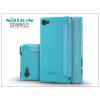 Nillkin Sony Xperia Z5 Compact (E5803) oldalra nyíló flipes tok - Nillkin Sparkle - kék