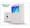 Nillkin Samsung SM-G550 Galaxy On5 oldalra nyíló flipes tok - Nillkin Sparkle - fehér tok és táska