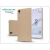 Nillkin Sony Xperia Z5 (E6653) hátlap képernyővédő fóliával - Nillkin Frosted Shield - golden