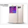 Kalaideng Samsung SM-N920 Galaxy Note 5 flipes tok - Kalaideng Sun Series View Cover - white