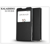 Kalaideng Sony Xperia Z5 (E6653) flipes tok - Kalaideng Sun Series View Cover - black